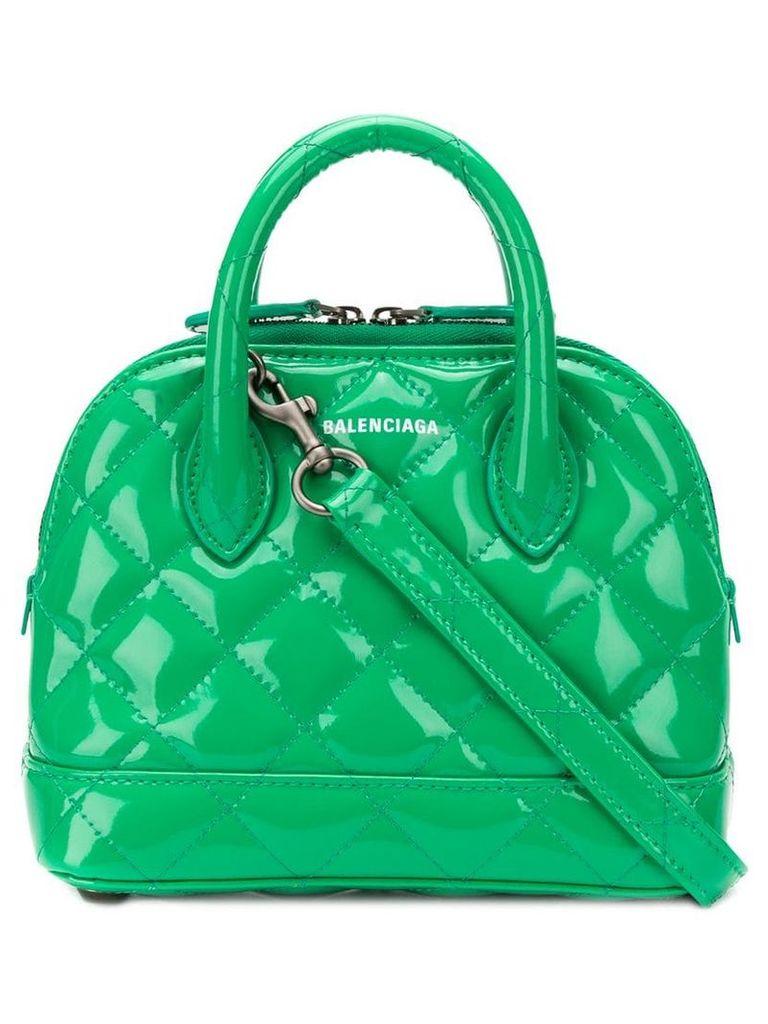 Balenciaga Ville XXS top handle bag - Green