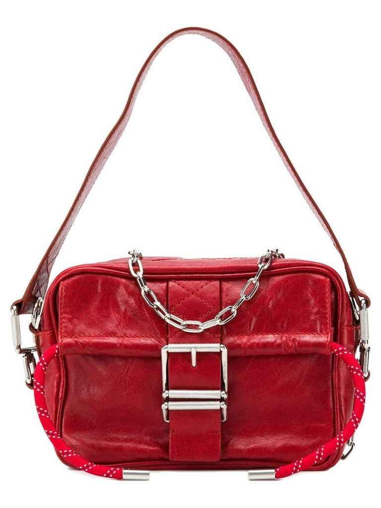 Zadig & Voltaire Johnny Crush shoulder bag - Red