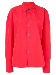 Marni classic shirt - Red
