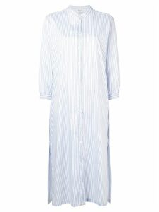 Blugirl striped shirt dress - Blue