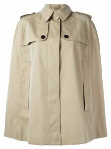 Burberry 'Wolseley' trench coat - NEUTRALS