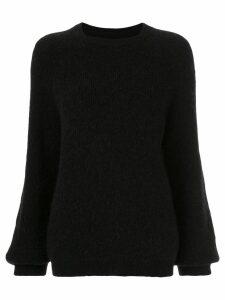 Rebecca Vallance Luxe knit sweater - Black
