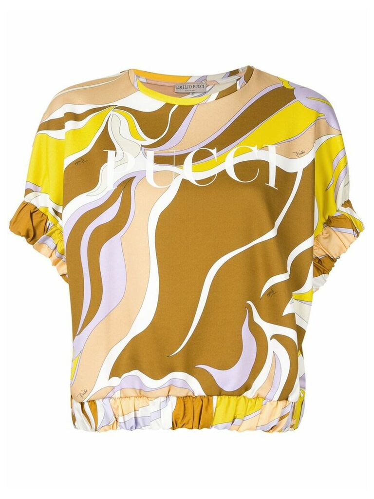 Emilio Pucci Pucci blouse - Multicolour