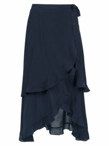 Clube Bossa Sania midi skirt - Blue