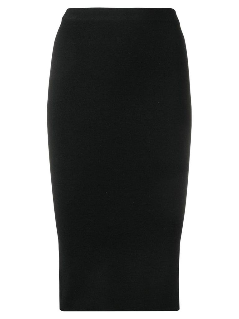 Joseph midi pencil skirt - Black