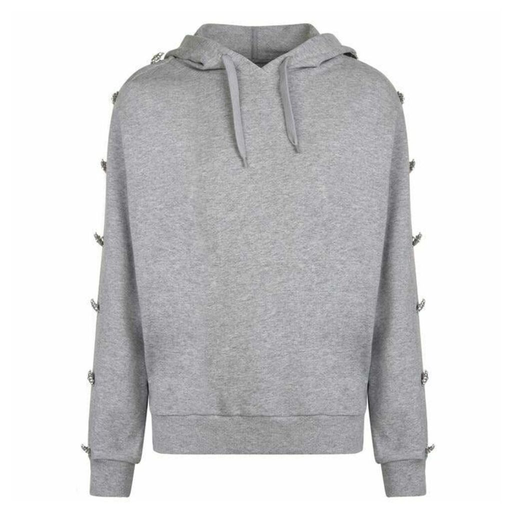 ALEXANDRE VAUTHIER Embroidered Hooded Sweatshirt