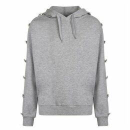 Alexandre Vauthier Embellished Hooded Sweatshirt