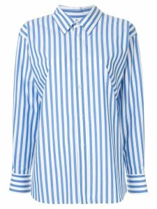 08Sircus striped shirt - Blue