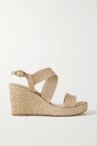 Sacai - Oversized Layered Checked Cotton-canvas And Poplin Coat - Green