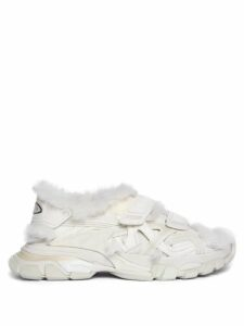 Loup Charmant - Nautilus Organic Cotton Voile Midi Dress - Womens - Yellow