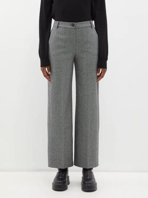 Calvin Klein 205w39nyc - Stephen Sprouse Print Cotton Bandana Scarf - Womens - Red