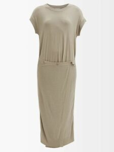 Valentino - Uptown Small Leather Cross Body Bag - Womens - Red