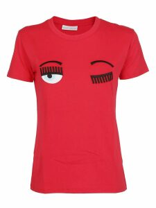 Chiara Ferragni Winked Eye T-shirt