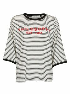 Philosophy di Lorenzo Serafini Short Sleeve T-Shirt
