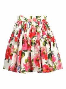 Dolce & gabbana Skirt Peonia