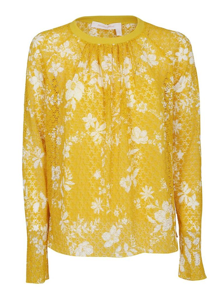 See By Chloé Lace Sweater