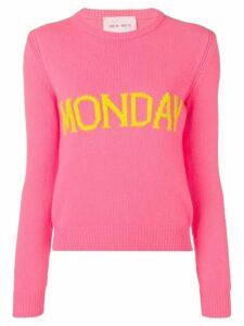 Alberta Ferretti Monday sweater - Pink