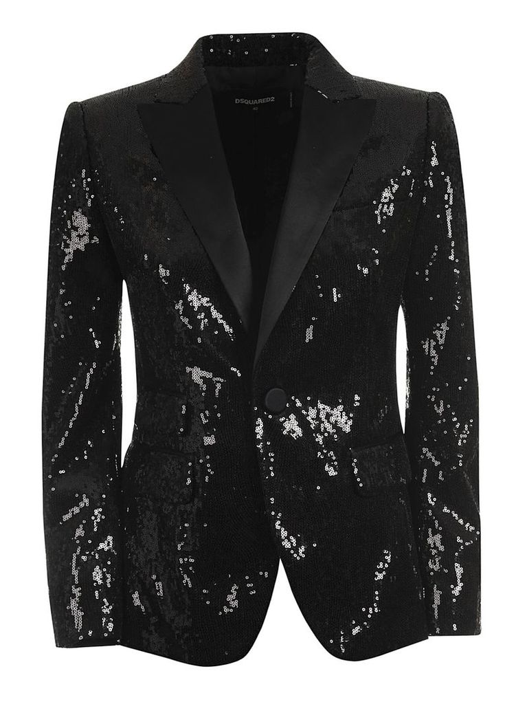 Dsquared2 Sequined Blazer