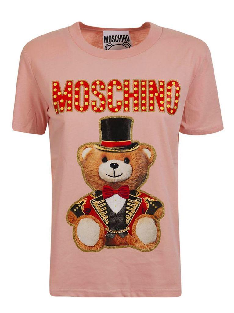 Moschino Slim Fit Graphic T-shirt