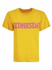 Alberta Ferretti Embroidered T-shirt