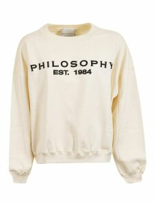 Philosophy di Lorenzo Serafini Oversized Sweater