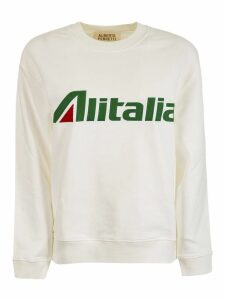 Alberta Ferretti Embroidered Sweater