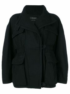 Isabel Marant Emmett coat - Blue