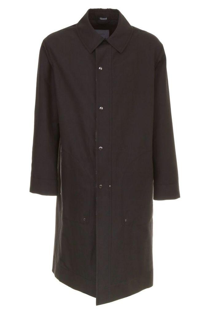 Lanvin Techno Wool Trench Coat