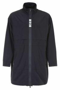 MSGM Nylon Raincoat