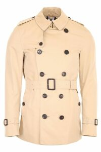 Burberry Short Sandringham Trench Coat