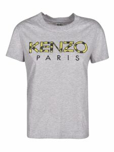 Kenzo Embroidered Logo T-shirt