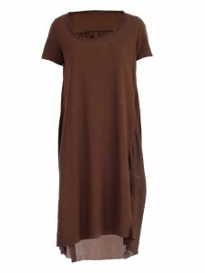 Uma Wang Flared T-shirt Dress