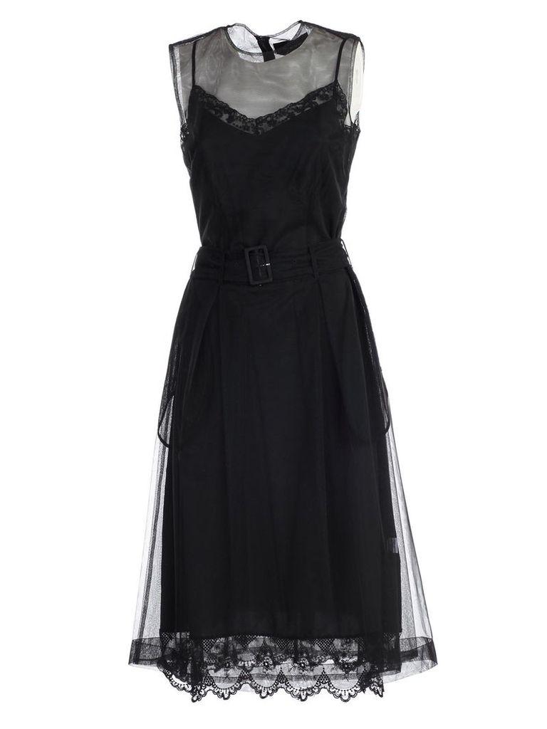 Simone Rocha Belted Dress