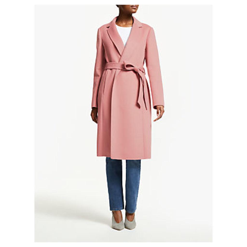 Lauren Ralph Lauren Wool Wrap Coat, Primrose