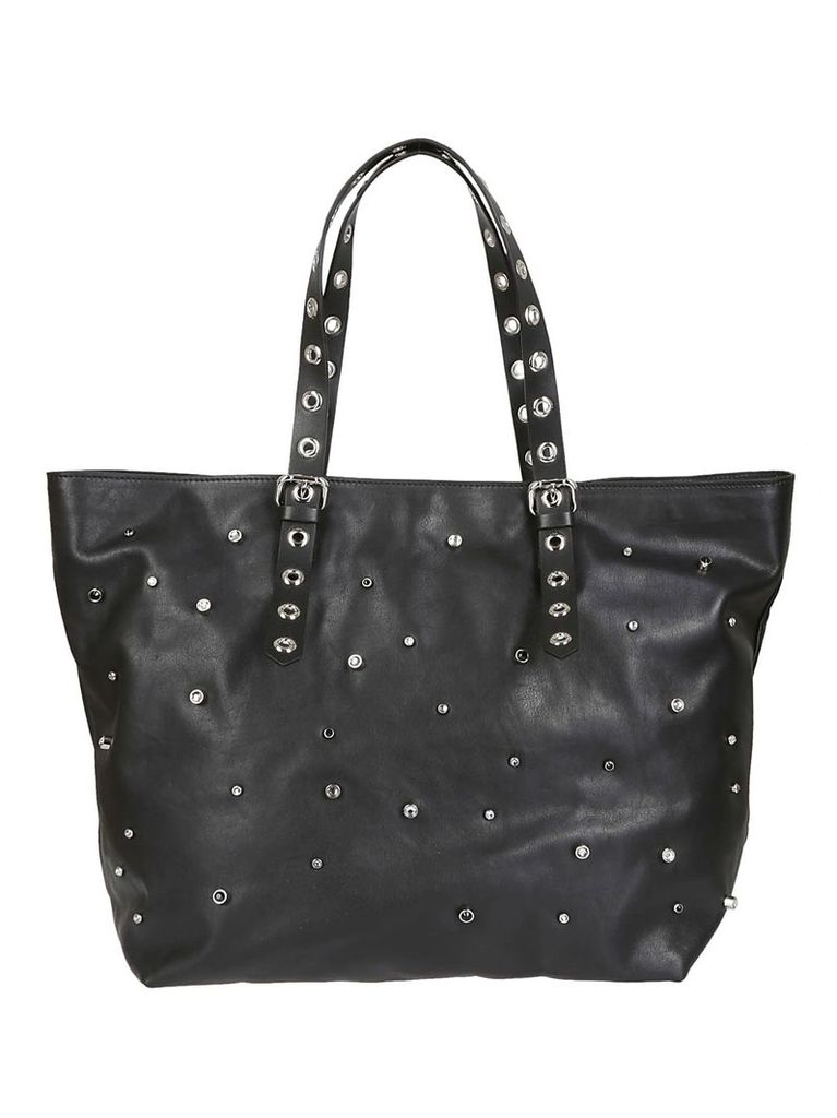 Red Valentino Embellished Tote