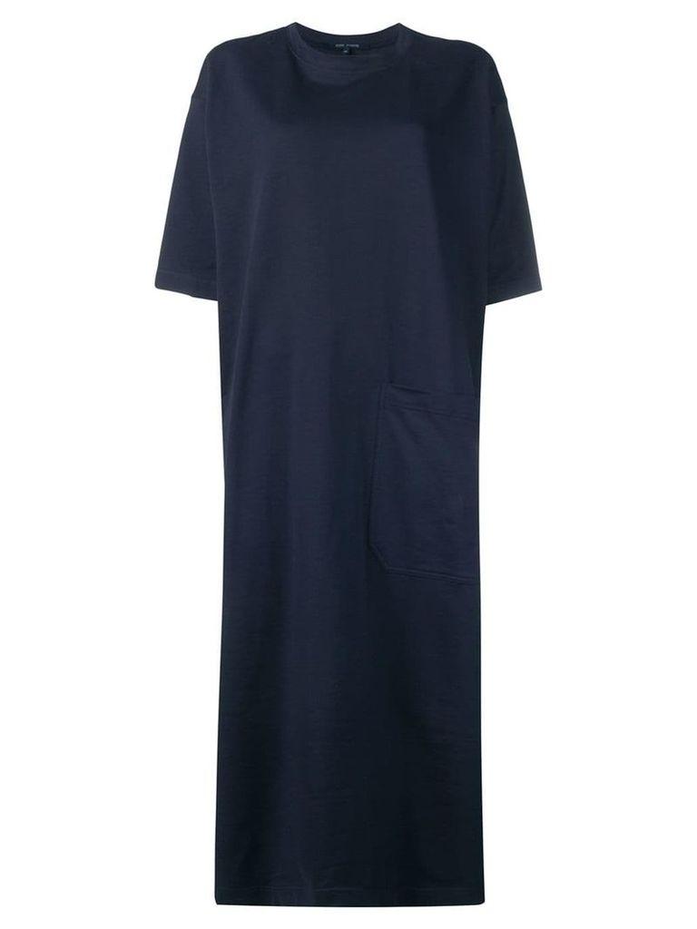 Sofie D'hoore Tail T-shirt dress - Blue