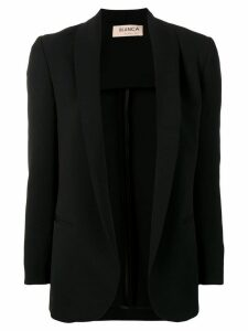 Blanca open blazer - Black