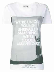 Each X Other Woodfall films x Robert Montgomery We're Unique T-shirt -