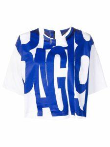 Pierantoniogaspari graphic print T-shirt - White