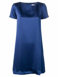 Blanca short shift dress - Blue