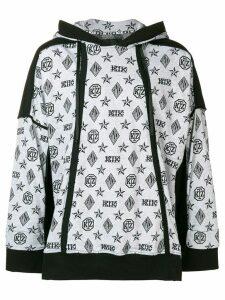 KTZ Monogram hoodie - Grey