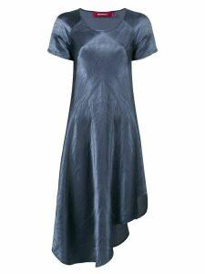 Sies Marjan asymmetric flared dress - Grey