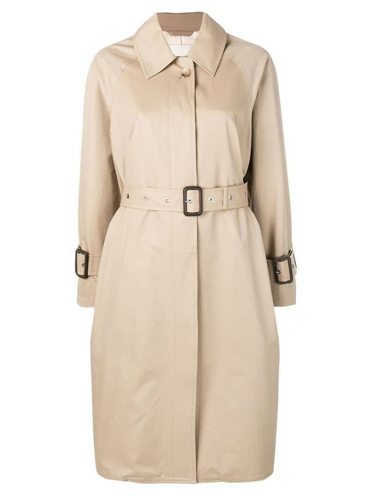 Mackintosh Honey Cotton Single Breasted Trench Coat LM-097BS -