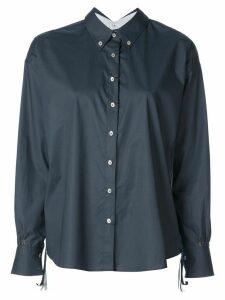Le Sarte Pettegole button down shirt - Blue