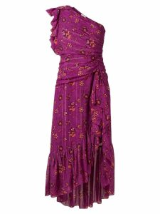 Ulla Johnson Belline one shoulder dress - Pink