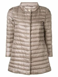 Herno quilted coat - Grey