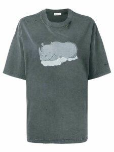 Balenciaga rhino T-shirt - Grey