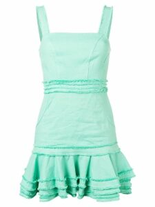Alexis Judith Seaglass Dress - Blue