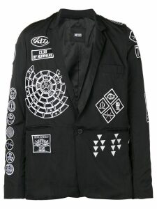 KTZ Scout patch blazer - Black