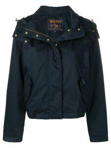 Woolrich lightweight hooded jacket - Blue